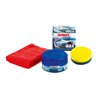 Tvrdý vosk Xtreme Wax1 full protect SONAX